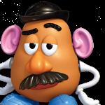 potatoe-head