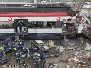Attentat du 11 mars 2004 en Espagne