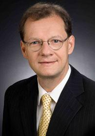 Renato ZENOBI, Directeur du Laboratoire de Chimie Organique à l'ETH