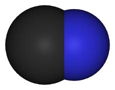 D'un point de vue chimique, le cyanure désigne un composé possédant une paire d'atomes carbone-nitrogène